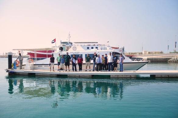 Speed Boat to Dessert Island